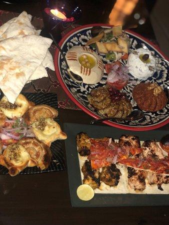Dinner at Mabruk
