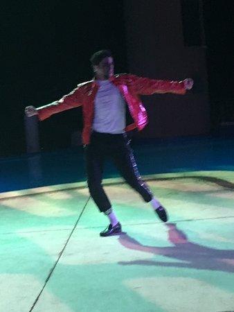 Friday night Michael Jackson show