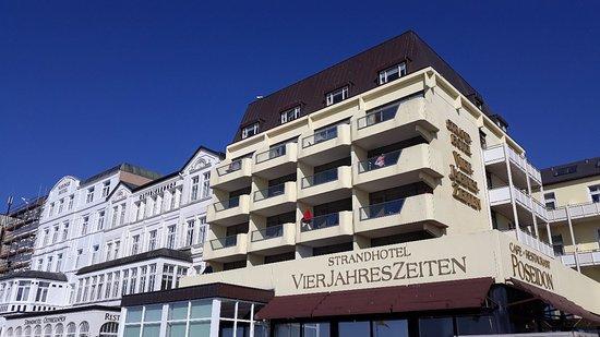 Strandhotel VierJahresZeiten, Hotels in Borkum