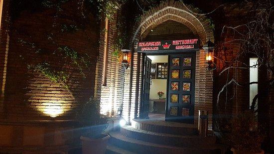 Feines und traditionelles Restaurant