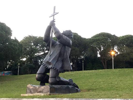 D. Nuno Álvares Pereira Sculpture
