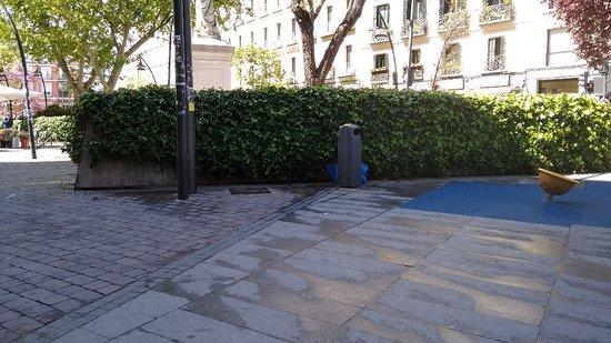 Plaza Tirso de Molina
