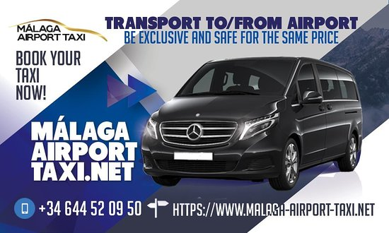 Malaga-airport-taxi.net