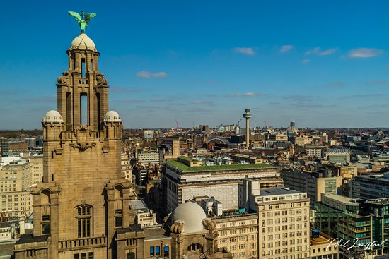 Royal Liver Building 360