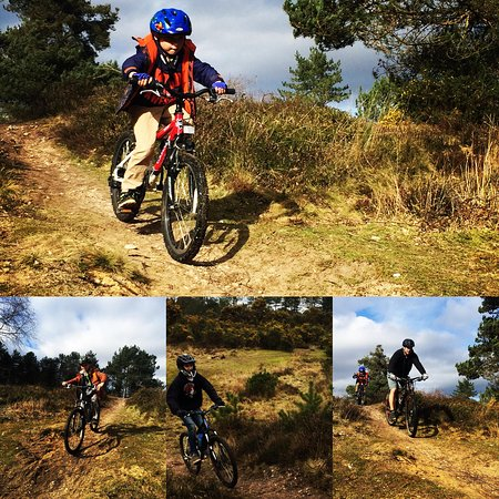 Sika Trail Bike hire