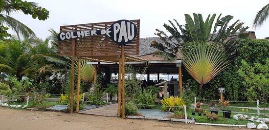 Cabana Colher De Pau