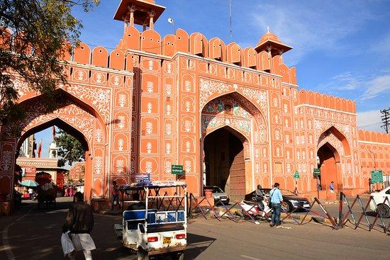 Chand Pol (Moon Gate)