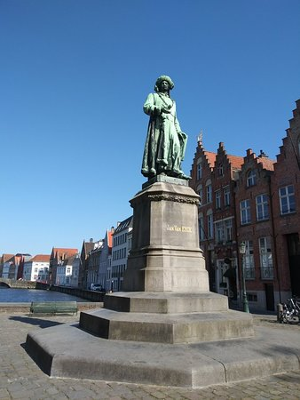 2dce0dc234 Jan Van Eyck Square (Bruges) - 2019 All You Need to Know BEFORE You ...