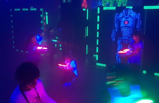 Laser Game Laser Magique