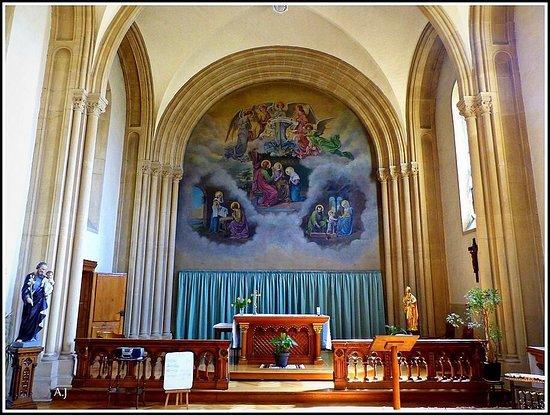 Chapelle de la Congregation des Soeurs de la Charite Maternelle