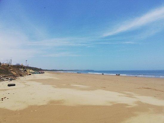 פדאסי, פנמה: Absolutely stunning beach.... Was deserted in the week...