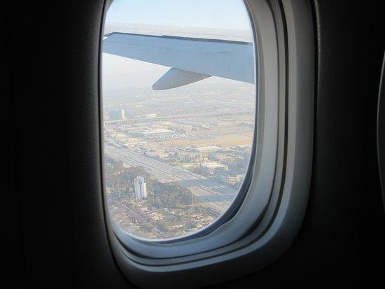 Air France: Arriving LAX 6/3/18
