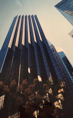 Walking around Manhattan...