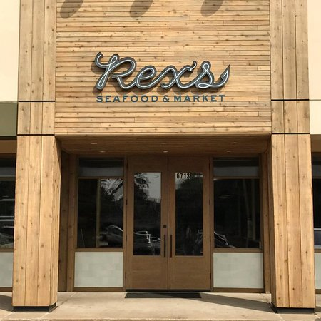 Rex's Seafood and Market, Dallas - 6713 W Northwest Hwy