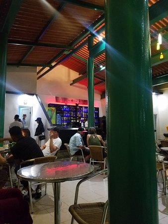 Night's at La Begonia...Holguin Cuba
