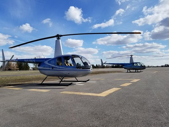 Yellowstone Helicopters
