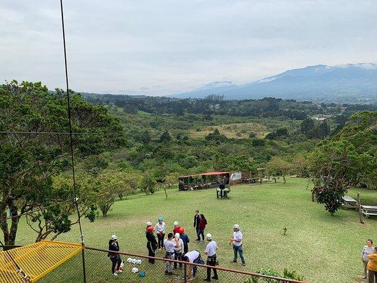 Montezurqui Canopy Zipline