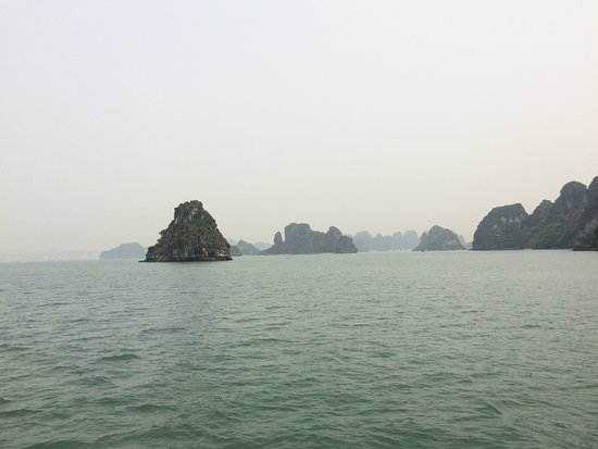 Garden bay with guide Quang 5 stars