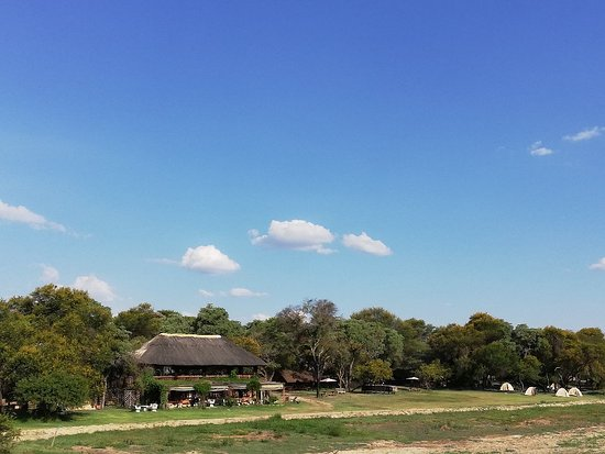 Antelope Park: Great for camping