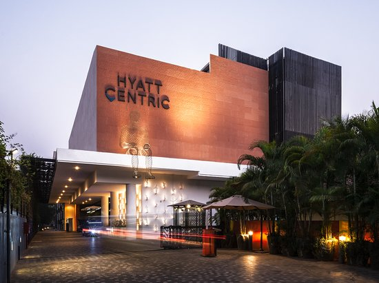 HYATT CENTRIC CANDOLIM GOA - Hotel Reviews, Photos, Rate