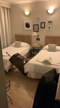 Olavarria, Argentina: Santa Rosa Hotel