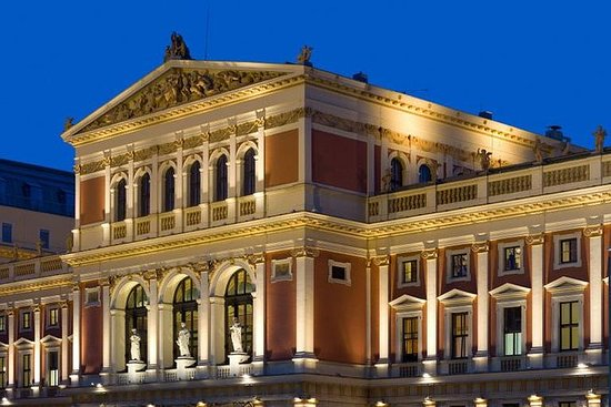 Mozart-concert in de Musikverein in ...