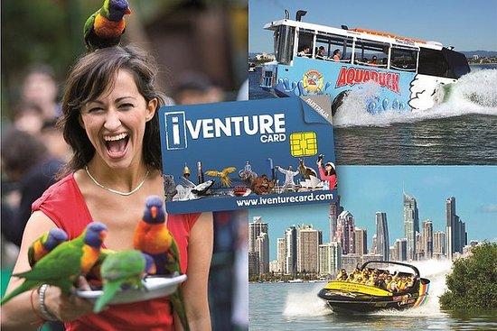 Gold Coast Attraction Pass inkludert...