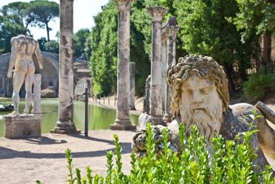 Dagstur til Tivoli fra Roma: Villa...