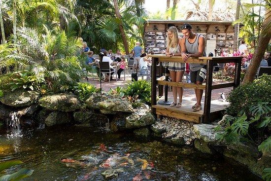 Ettermiddag Tropical Isle besøk og...