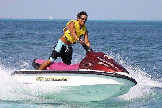 Excursión combinada de moto de agua y...