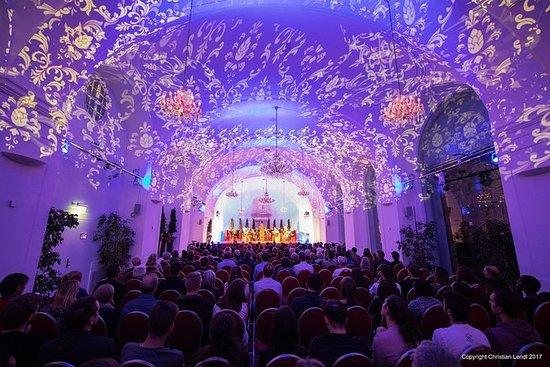 Concierto en el Palacio de Schönbrunn...
