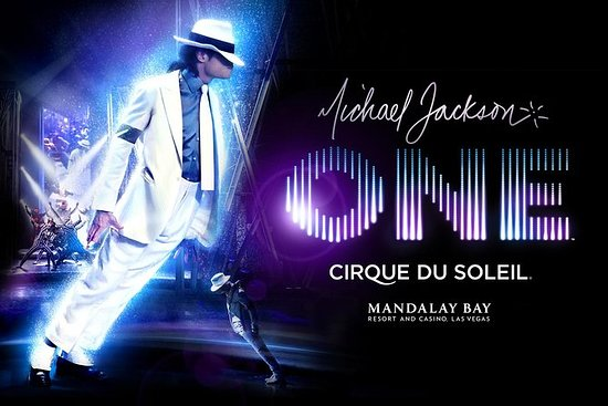 Michael Jackson ONE, do Cirque du...