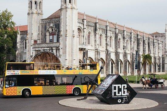 Lissabon-Kombo: Hop-On Hop-Off Tour...