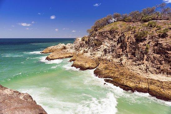 Stradbroke Island Dagstur fra Brisbane
