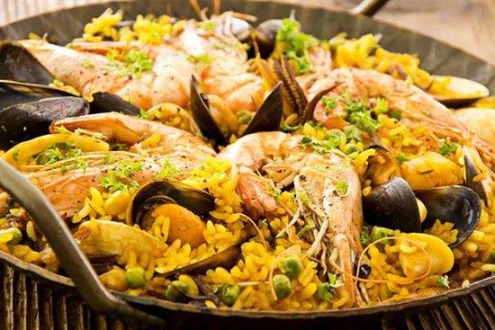 西班牙烹饪大师班