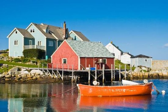 Peggy's Cove Day Trip fra Halifax