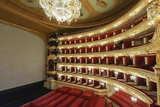 Excursão privada do Teatro Bolshoi em...