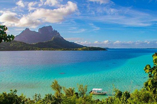 Bootstour durch die Lagune von Bora...