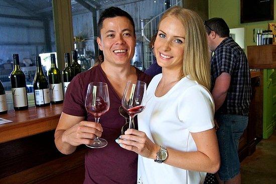 Mount Tamborine vin og vingårdstur...