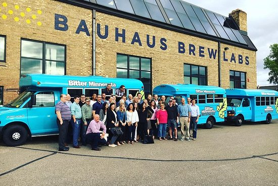 All-Inclusive 3-hr Craft Brewery Tour