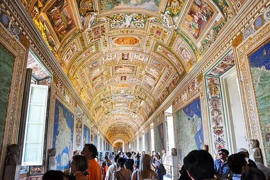 Visita Evite las colas al Vaticano...