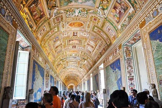 Visite du Vatican avec billet...