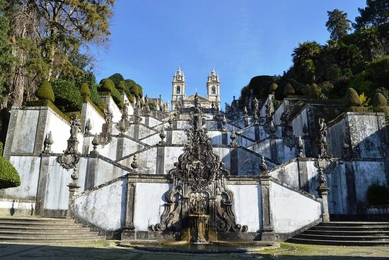 Guimarães og Braga dagstur fra Porto...