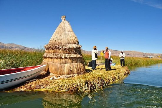 Uros Kayaking and Taquile Island Day...