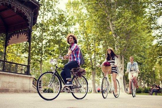 Tägliche Radtour durch Zagreb