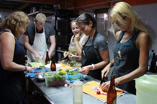 Antigua Market, Cooking Class and...
