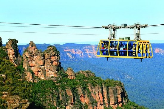 All Inclusive Blue Mountains liten...