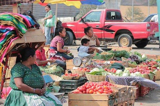 アンティグア市場アンティグアの料理教室とチョコミュージアム