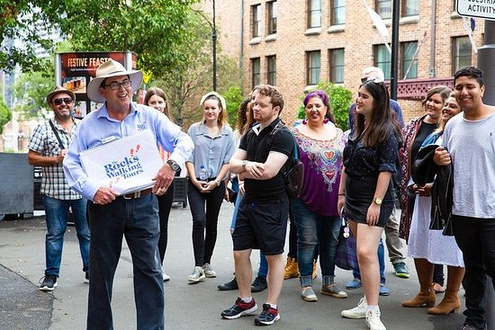 The Rocks Walking Tour: Den originale...