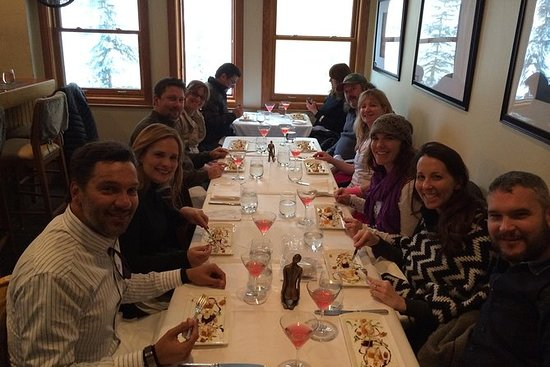 Vail Village Food and Walking Tour